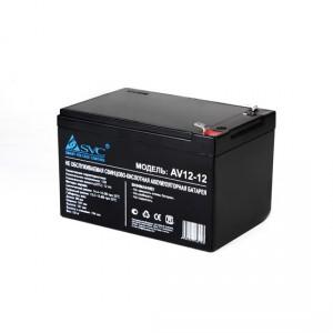 Батарея SVC, 12V 12Ah, размер в мм.: 150*98*95