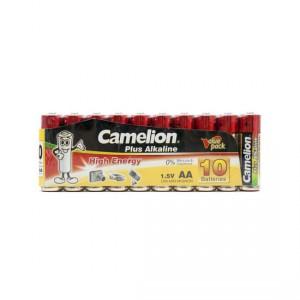 Батарейка CAMELION AA LR6 LR6-SP10-DA Plus Alkaline 15V 10шт