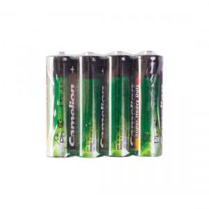 Батарейка CAMELION AA R6P R6P-SP4G Super Heavy Duty 15V 4шт