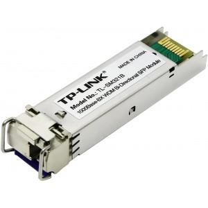 WDM Гигабитный двунаправленный SFP модуль TP-LINK TL-SM321B