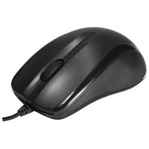 Мышь Delux DLM-388OUB Black