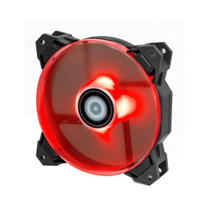 Вентилятор для корпуса ID-Cooling SF-12025-R (120x120x25mm, 800~2000±10% rpm, 14-35.5 dBi, 4pin, LED, Red)