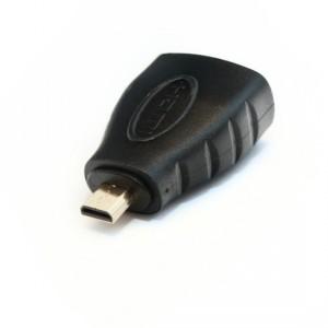 Переходник micro HDMI to HDMI SHIP AD309-B