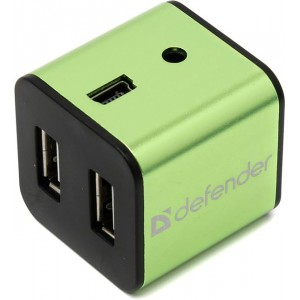 HUB USB 2.0 Defender Quadro Iron, 4 Port