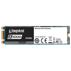 Диск SSD M.2 240Gb Kingston A1000, SA1000M8/240G