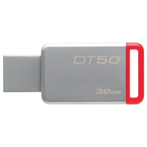 USB Flash drive 32Gb Kingston DataTraveler DT50/32GB Silver USB31