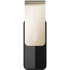 USB Flash drive 8Gb Team Group C143 TC14338GB01 Black/Gold USB30