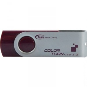 USB Flash drive 8Gb Team Group E902 TE90238GP01 Silver/Purple USB30