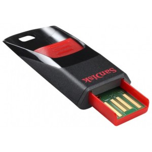 USB Flash drive 32Gb SanDisk Cruzer Edge SDCZ51-032G-B35 USB20 Black