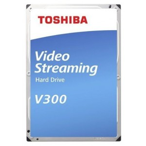Жесткий диск 1Tb Toshiba Video V300 HDWU110UZSVA