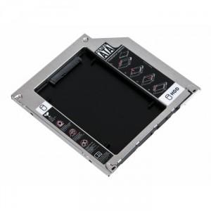 Адаптер для ноутбука DVD > HDD(SSD) 95 mm