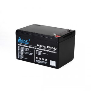 Батарея SVC 12V 12Ah размер в мм: 150*98*95