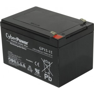 Батарея CyberPower GP12-12  12V/12Ah 151х98х100 мм