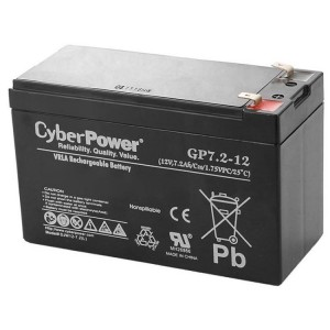 Батарея CyberPower GP72-12  12V72Ah  151х65х101 мм