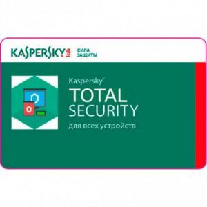Антивирус Касперского Total Security - Multi-Device продление (2 ПК) на 12 месяцев KL19192OBFR электронная лицензия