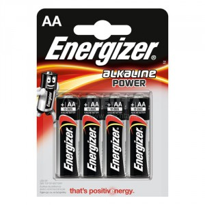 Батарейка Energizer AA LR6 300132901 POWER 15V 4шт