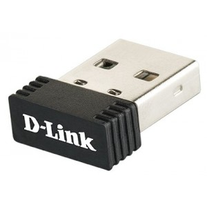 Wireless Адаптер D-Link DWA-121/B1A (USB 80211n 150 Мбит/с)