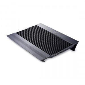 Охлаждающая подставка для ноутбука Deepcool N8 Black DP-N24N-N8BK