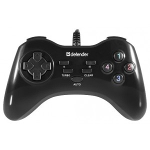 Геймпад Defender GAME MASTER G2 USB
