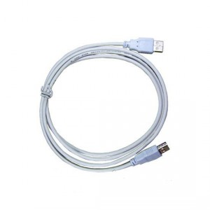 Кабель интерфейсный USB AM-AM USB 11 (15 м) White
