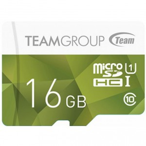 Карта памяти microSDHC 16Gb Team Group Color Card  UHS-I TCUSDH16GUHS02