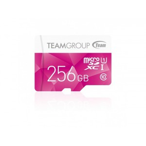 Карта памяти microSDXC 256Gb Team Group Color Card  UHS-I TCUSDX256GUHS02