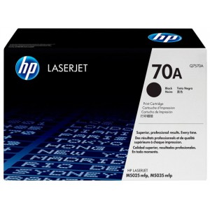 Картридж HP Q7570A Black