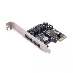 Контроллер Deluxe DLCe-S4 PCIe на 4 x eSATA