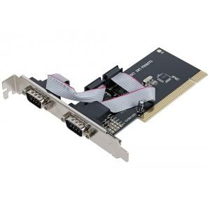 Контроллер PCI > 2xRS-232 (COM)