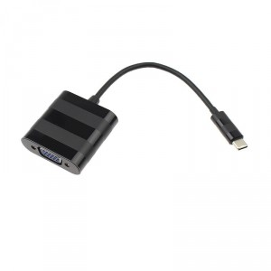 Конвертер USB31 Type C > D-Sub