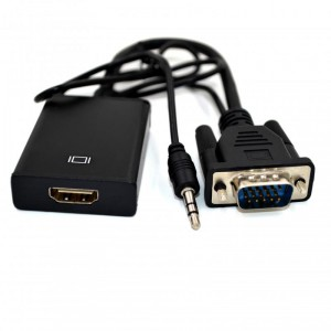Конвертер D-Sub > HDMI