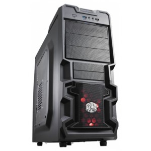 Корпус Cooler Master K380 RC-K380-KWN1 Black