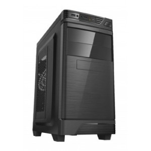 Корпус Smart SX-C5838 mATX Black 450W