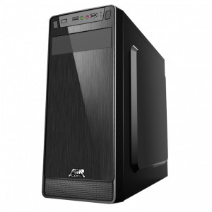 Корпус AiR-Cool CA-115 Black ATX