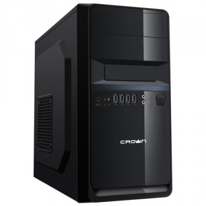 Корпус CROWN CMC-412bk 450W Black