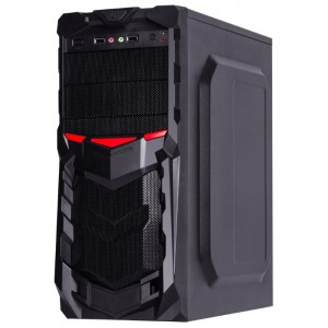 Корпус Delux DLC-DW701PS ATX Black