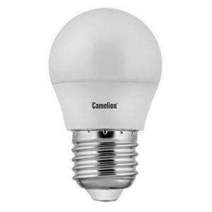 LED лампочка Camelion LED7-G45/865/E27