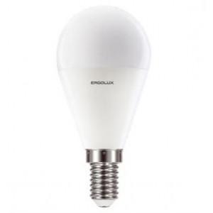 LED лампочка Ergolux LED-G45-9W-E14-4K