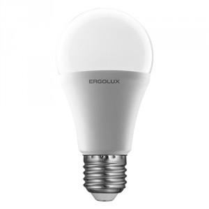 LED лампочка Ergolux LED-A65-20W-E27-4K