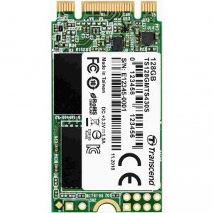 Диск SSD M2 128Gb Transcend 430S TS128GMTS430S
