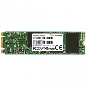 Диск SSD M2 240Gb Transcend MTS820S TS240GMTS820S
