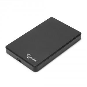 Внешний корпус для HDD 25 SATA USB20 Gembird EE2-U2S-40P Black