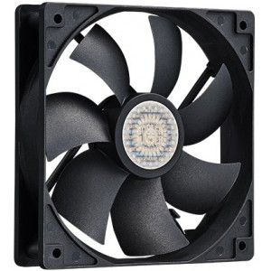 Вентилятор для корпуса Cooler Master Silent Fan 120 R4-S2S-12AK-GP 120x120mm 30dBa 1200rpm 3pin