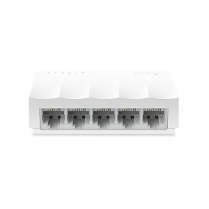 Коммутатор Tp-link LS1005 (5-port 10/100 mini Desktop Swith 5 10/100 RJ45 ports Plastic case)