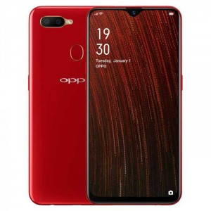 Смартфон OPPO A5s Red