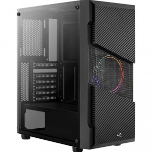 Корпус AeroCool Menace Saturn RGB Black