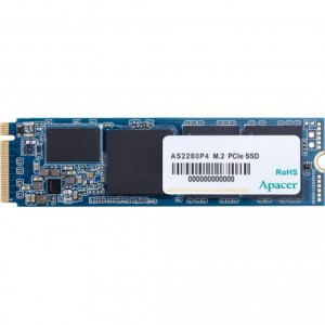 Диск SSD M2 PCI-E 256Gb Apacer AS2280P4 AP256GAS2280P4-1