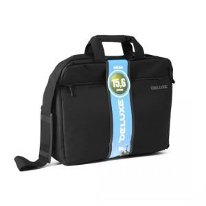 Сумка для ноутбука 156 Deluxe Rio DLNB-101B Black