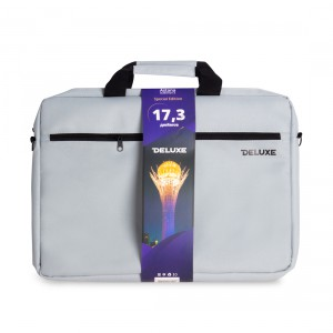Сумка для ноутбука 173 Deluxe Astana DLNB-01G173 Grey