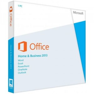 MS Office Home and Business 2013 32-bit/x64 Russian DVD Box T5D-01762